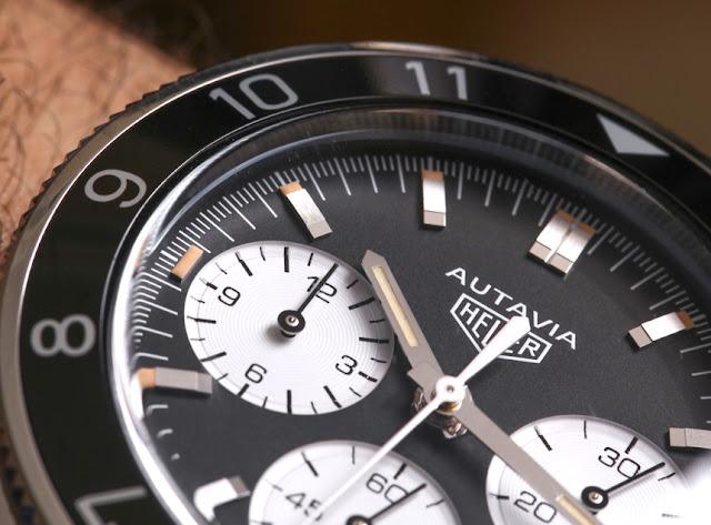 Réplicas De Relojes TAG Heuer Heritage Autavia Calibre Heuer 02