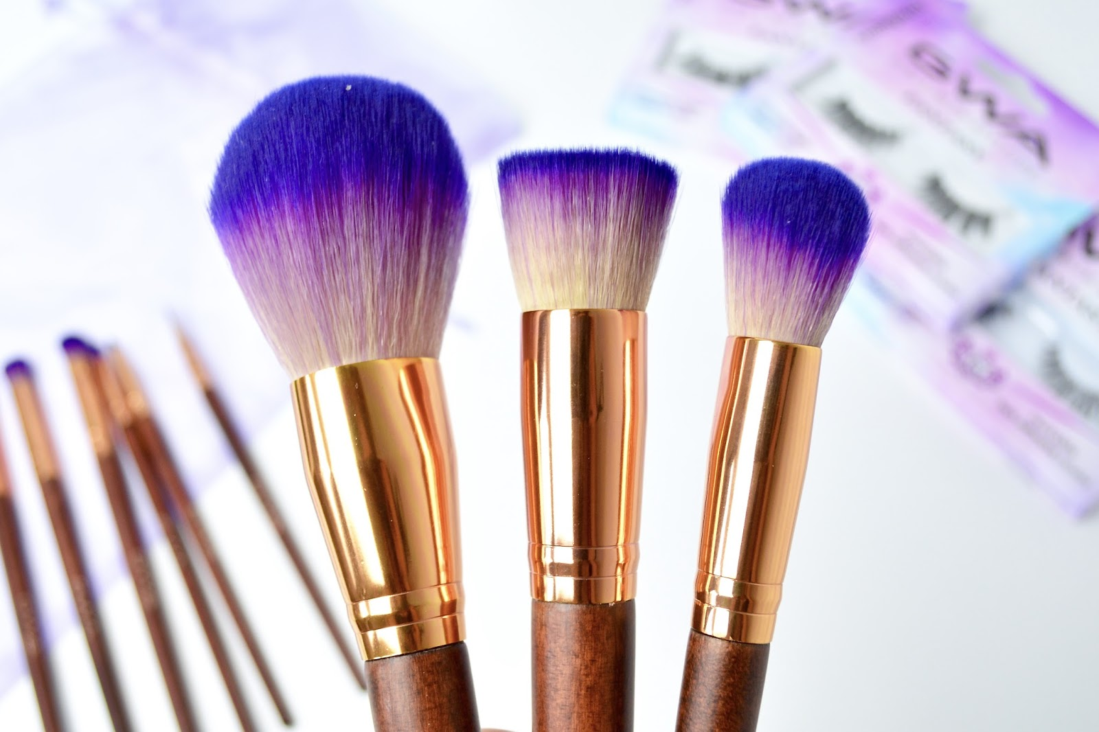 Girls With Attitude, Girls With Attitude Fantasy Brushes, Makeup, Makeup Brushes, Ombre Makeup Brushes, Brushes, Fairytale Brushes