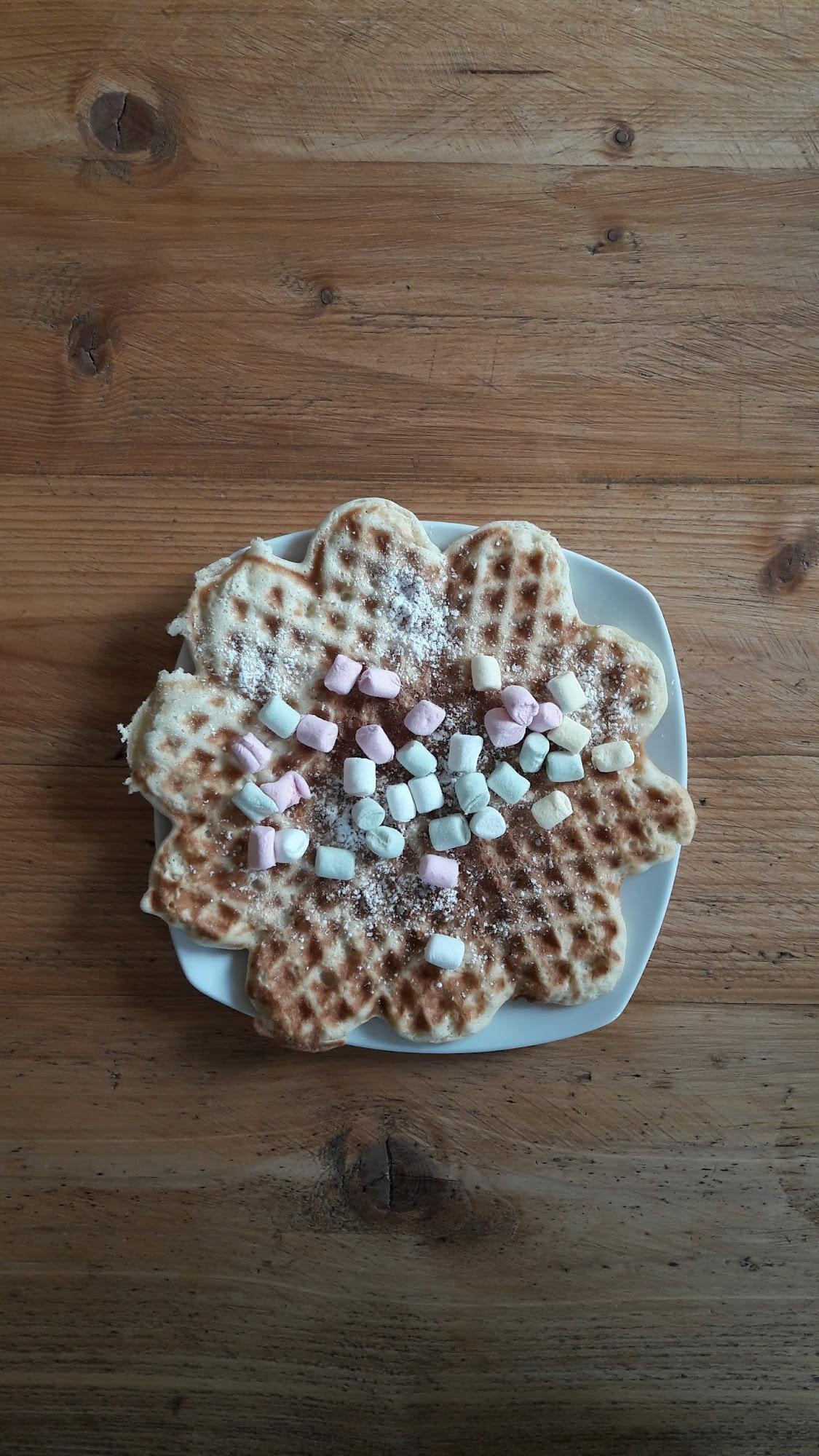Waffeln mit Marshmallows - http://mammilade.blogspot.de - 5 Lieblinge der Woche