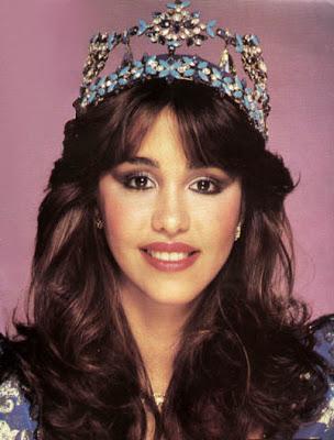 Miss World Of 1981 – Pilín León