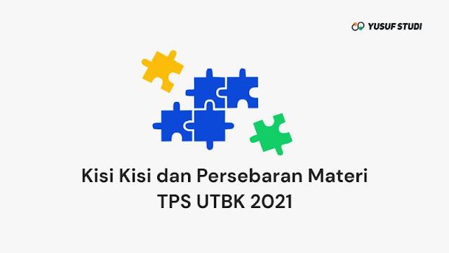 Materi yang sering keluar di TPS UTBK 2020