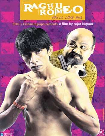Poster Of Raghu Romeo 2003 Hindi 720p HDRip x264 Watch Online Free Download downloadhub.in