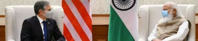As Indo-US Ties Fortify, Blinken's Pointed Message To China While It Cosies Up To Taliban