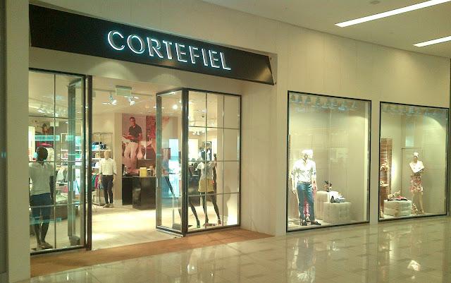 Loja Cortefiel em Lisboa