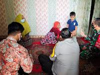 Bersama Kapolres, Dandim Bojonegoro Mengunjungi Keluarga Korban KRI Nanggala 402