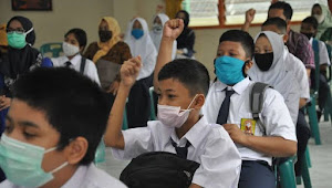 Juli 2021, Sekolah Tatap Muka Dilaksanakan, Bagaimana Risiko Anak Terinfeksi Corona?