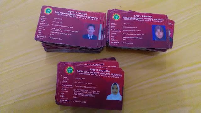 Kartu Anggota Persatuan Perawat
