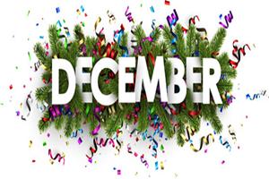 Event In December