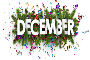 Popular Events in December