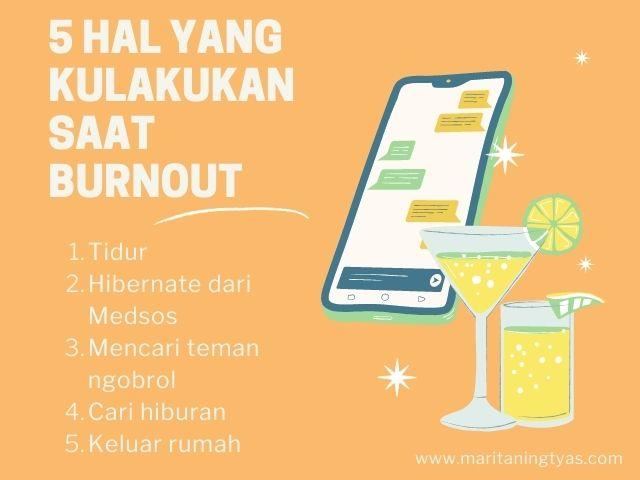 cara mengatasi burnout