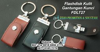Flashdisk Kulit Police Chain – FDLT27