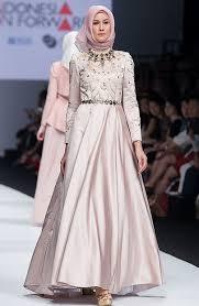Baju Gamis Muslim Lebaran Dian Pelangi Modern