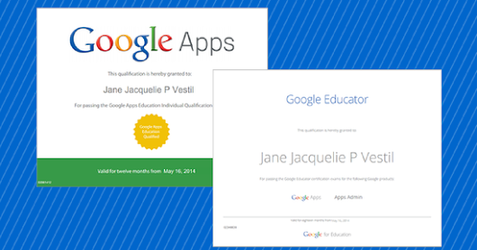 Lessons Learned After Passing the Google Educator Qualification Exams | Geek Gone Girly