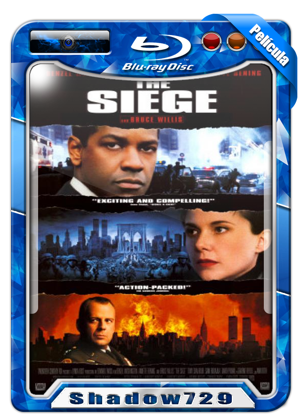 The Siege (1998) | Contra el Enemigo 720p H264 Dual