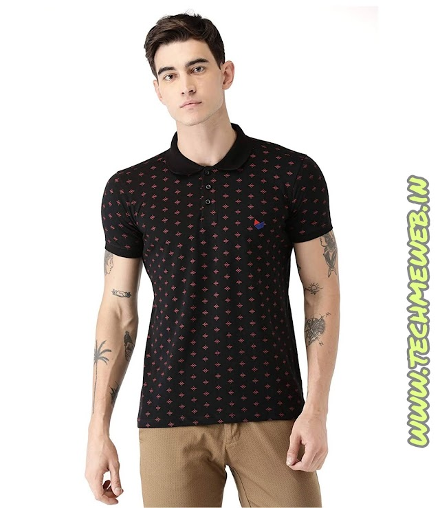 Latest Fashion Branded T-shirts under 500 Rs