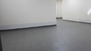 Pengerjaan Finishing Floor Hardener