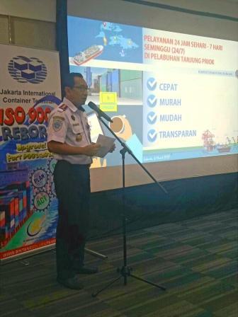 Inaportnet Ubah Sistem Layanan Di Pelabuhan Tanjung Priok Jadi Lebih Baik