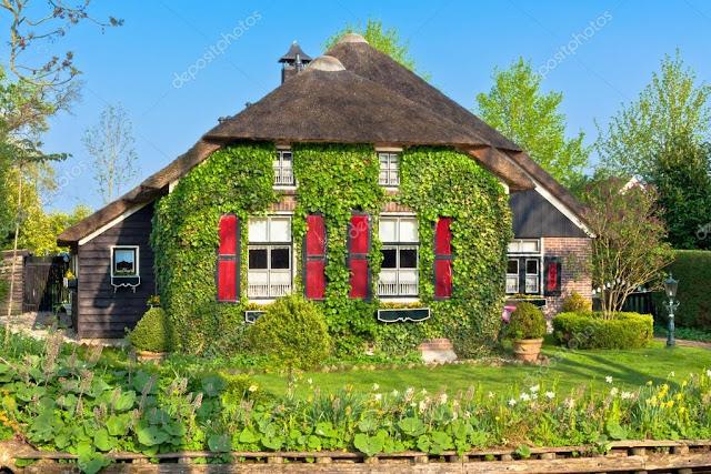 แบบบ้านสวยสไตล์ฮอลแลนด์