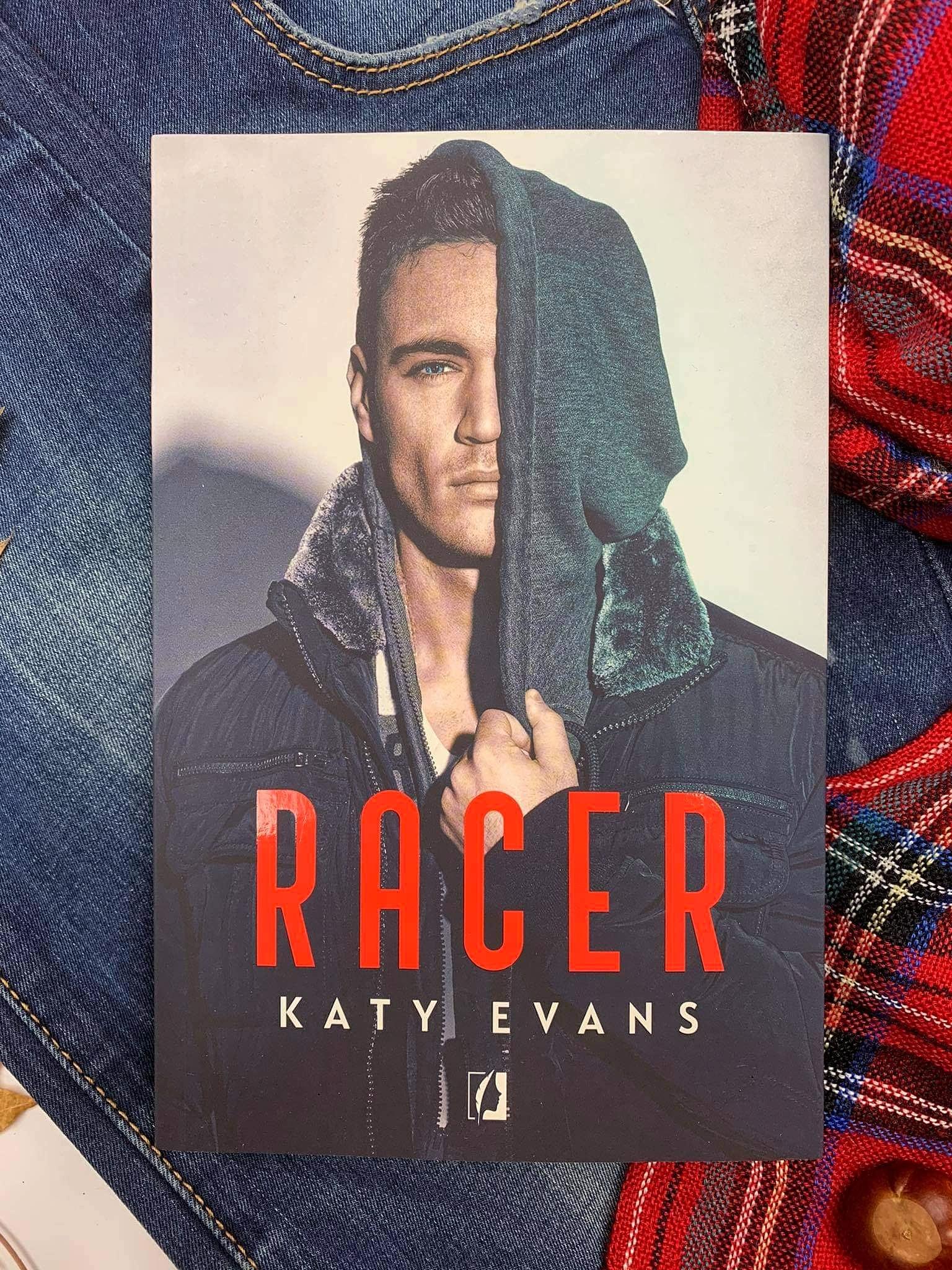 """Racer"" Katy Evans"