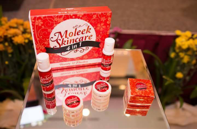 Image result for MOLEEK SKINCARE