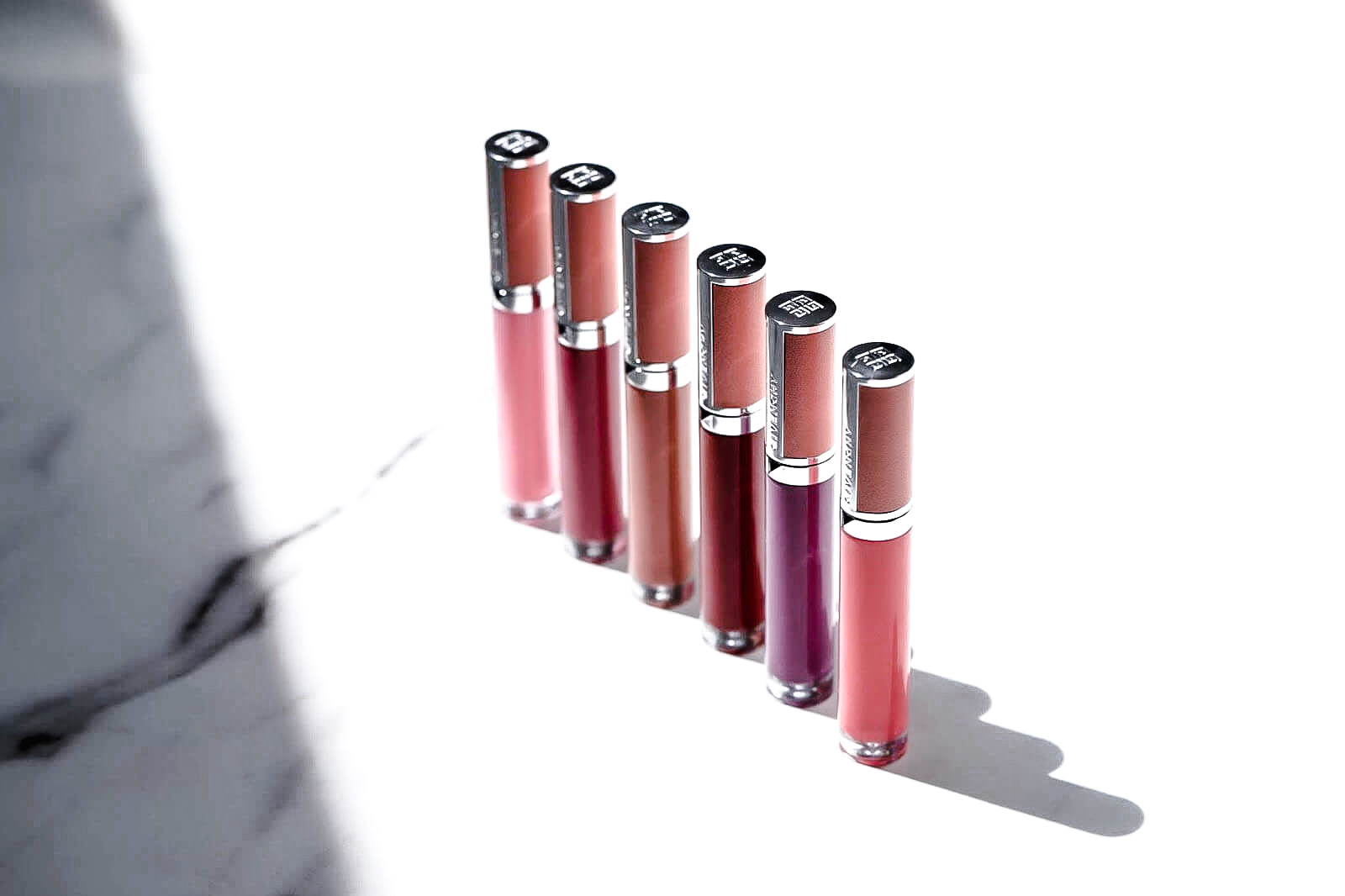 Givenchy Le Rose Perfecto Baume Liquide Gloss swatch