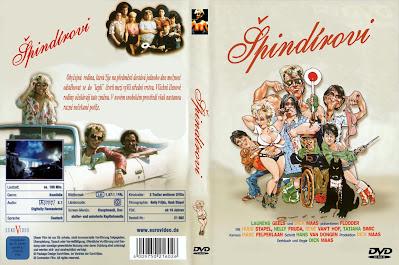 Carátula dvd: Los Flodders, una familia tronada
