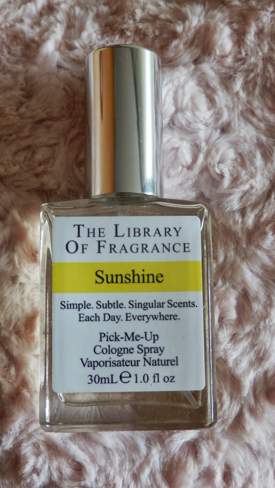 The Library of Fragrance Sunshine Cologne Spray