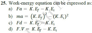 important mcqs 1st year physics
