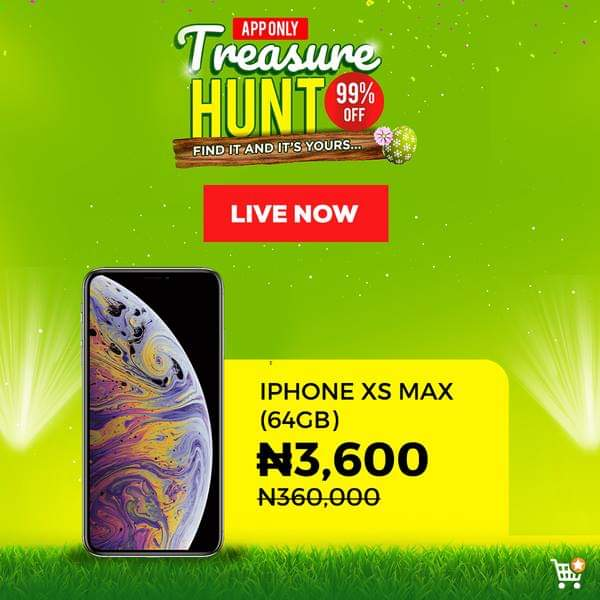 Jumia Treasure Hunts