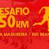 Bombeiros militares correrão de Sena Madureira a Rio Branco nesta sexta-feira