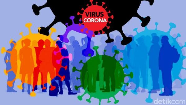 Data Corona Terkait Indonesia, 10 Mei 2020 Per Pukul 16.00 WIB