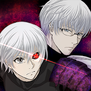 Playstore icon of TOKYO GHOUL [:re birth]