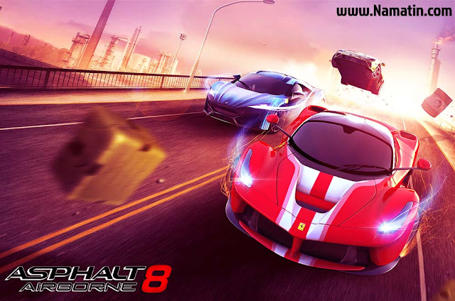 mod asphalt 8 unlimited money