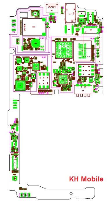 huawei y520-u22 schematic & layout diagrams - jmh, Schematic