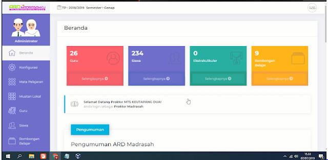 Cara Migrasi Atau Pindah Database VDI ARD Lama Ke ARD Versi 2.3.3 (baru)