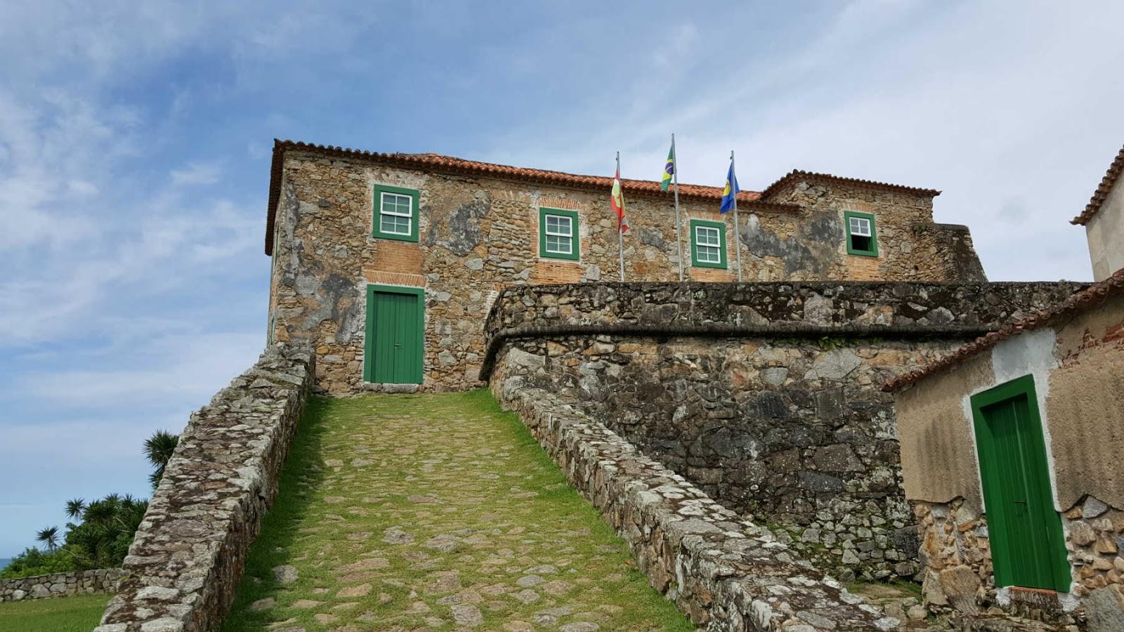 Forte da Ponta Grossa, Florianópolis