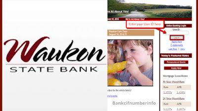 Enroll on Waukon State Bank