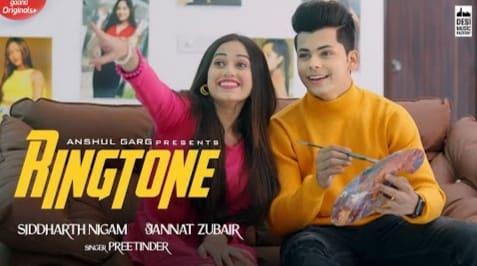 Ringtone Lyrics in Hindi and English, Preetinder