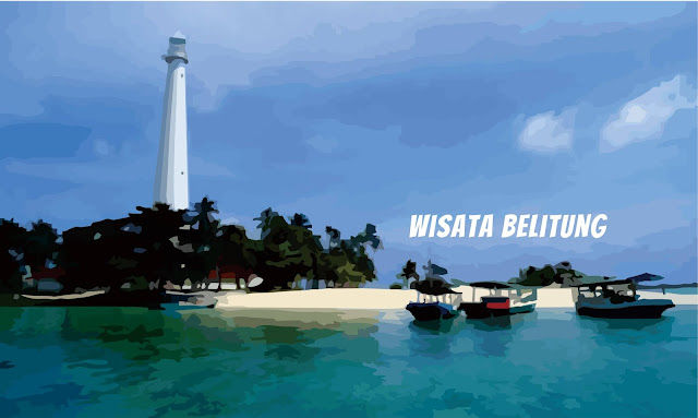 Destinasi Wisata di Pulau Belitung