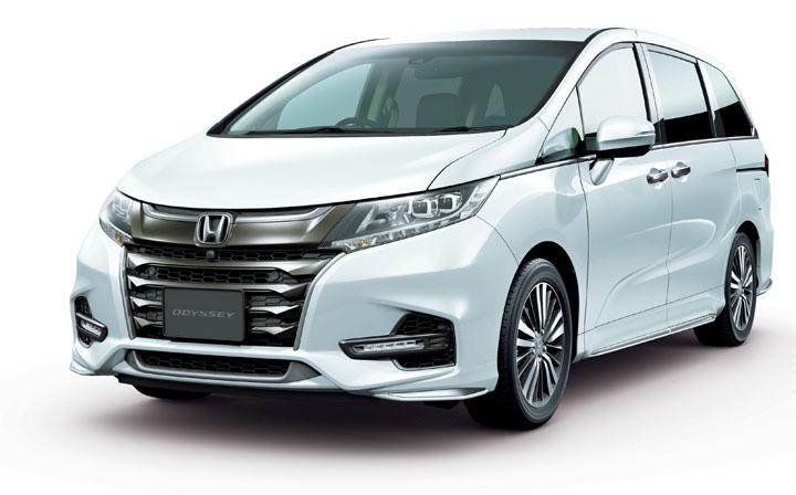 Harga Baharu Honda Odyssey 2020