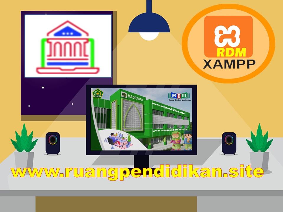RDM Versi XAMPP/Installer