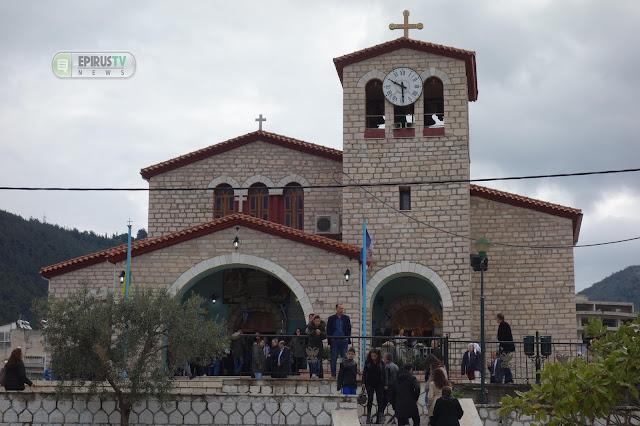 Ηγουμενίτσα: Πανηγυρίζει Την Κυριακή 24/3 Ο Ιερός Ναός Ευαγγελισμού Της Θεοτόκου