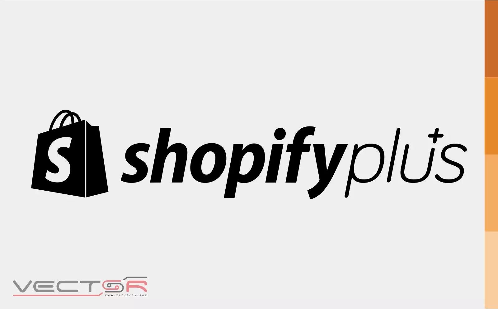 Shopify Plus Logo - Download Vector File AI (Adobe Illustrator)