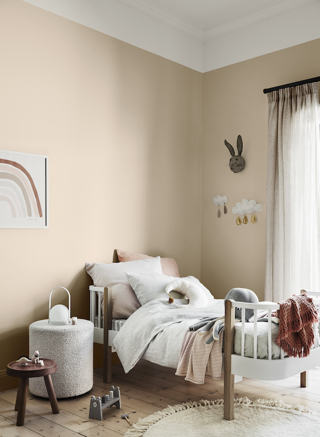 Dulux Autumn 2020: Start Nesting with Warm Neutrals and Tonal Layers