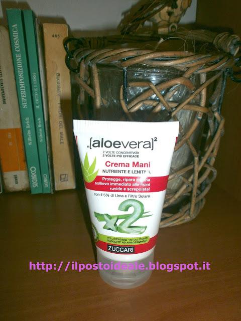 Crema mani ®[aloevera]2