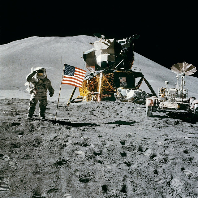 NASA Made Secret Missions To The Moon?