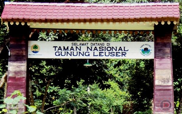 Kawasan Konservasi Taman Nasional Gunung Leuser