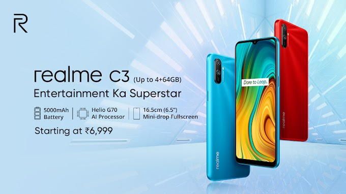 Realme C3 will be available for sale again on February 17
