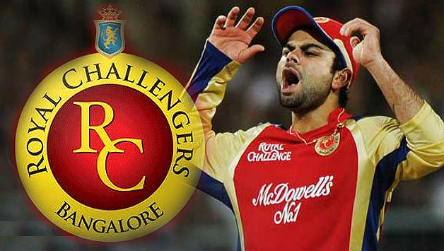 Royal Challengers Bangalore Team 2017
