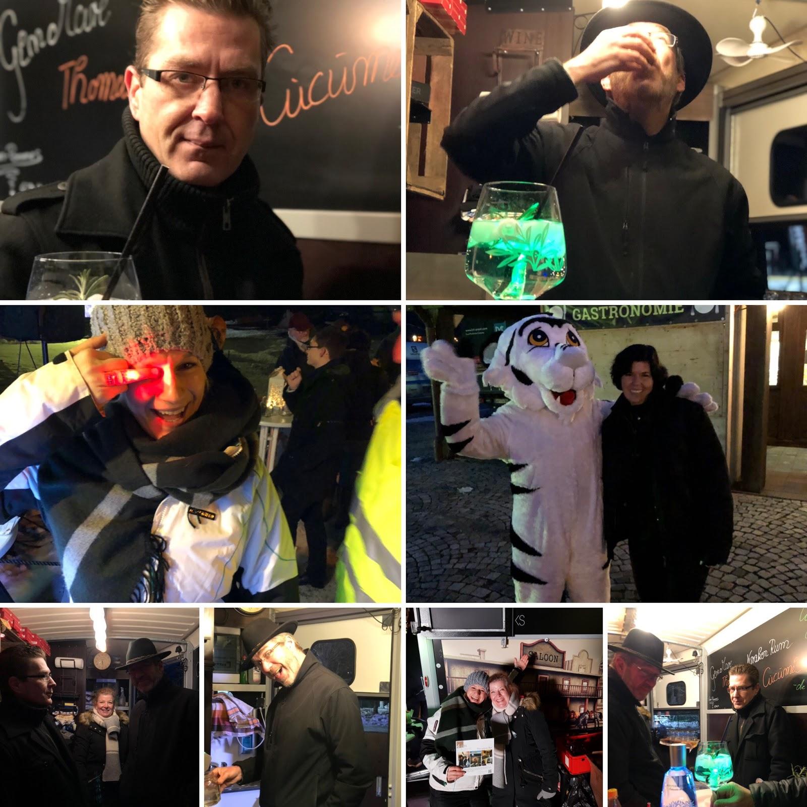 Party, one Team one dream, Team Horseboxbar, the best, 4 Gin and Drinks, Horseboxbar, Event-Bar, mobile Bar, Bayern, Garmisch-Partenkirchen, Gin-Bar, Oberammergau, König-Ludwig-Lauf by Uschi Glas 4 weddings and events